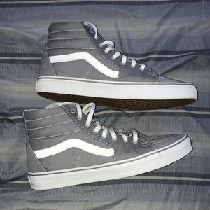 High Top Grey Vans